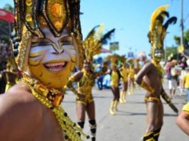 Carnaval Barranquilla Colombie 1