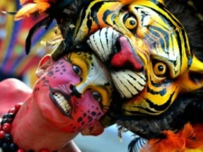 Carnaval Barranquilla Colombie 13