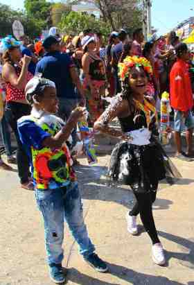 Carnaval Barranquilla Colombie 16
