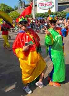 Carnaval Barranquilla Colombie 17