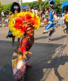 Carnaval Barranquilla Colombie 19