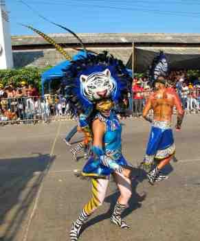 Carnaval Barranquilla Colombie 22