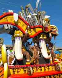 Carnaval Barranquilla Colombie 23