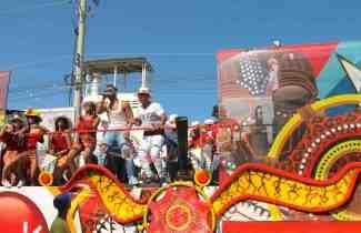 Carnaval Barranquilla Colombie 24