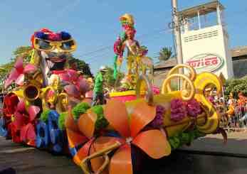 Carnaval Barranquilla Colombie 25