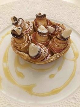 5 La tarte aux pommes par Alain Passard