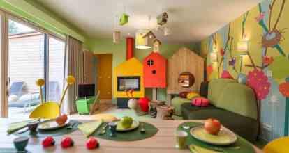 Cottage Animaux de la Foret (1)
