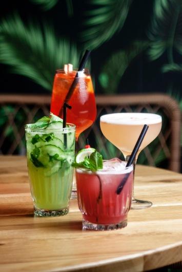 5 Les cocktails, l'un des points forts de Chang