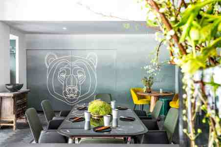2 La salle boisée de l'Ours