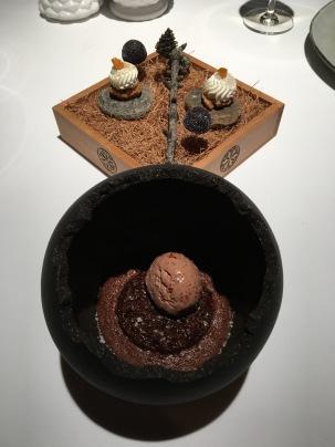 5 Dessert chocolaté