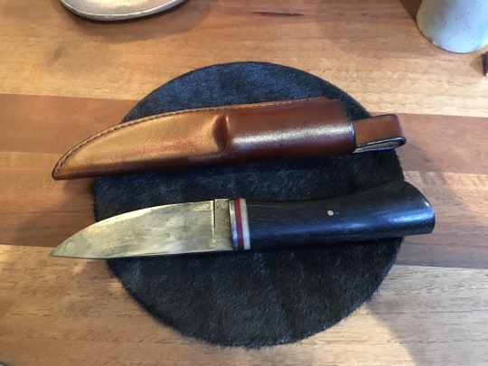 5 Les magnifiques couteaux d'artisan de l'Ours