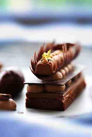 @Marie-France Nelaton - Dessert Le chocolat