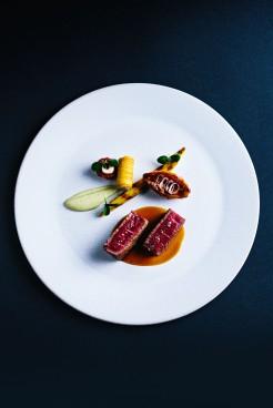 filet de boeuf de Charolles - Relais Bernard Loiseau @FranckJuery (13)