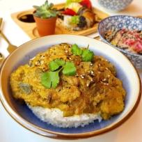 3 Curry thaï «comme à Bangkok»