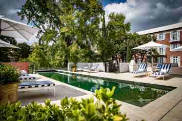 9 AOUT 2019 / NIMES / GARD / FRANCE / MAISON ALBAR HOTEL IMPERATOR